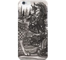 War Dog iPhone Case/Skin