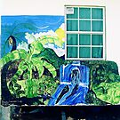 Antiguan house corner by globeboater