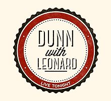 Dunn with Leonard cap by zachhill