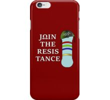 Join the resistance iPhone Case/Skin