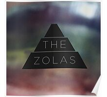 The Zolas Ancient Mars Poster