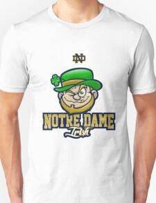 Notre Dame irish ND Unisex T-Shirt