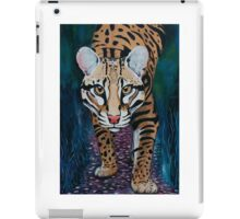 Stalking Ocelot iPad Case/Skin