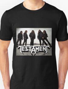 Testament Unisex T-Shirt