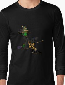 The Green Witch  Long Sleeve T-Shirt