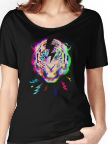 Psychedelic point of view Women's Relaxed Fit T-Shirt