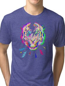 Psychedelic point of view Tri-blend T-Shirt