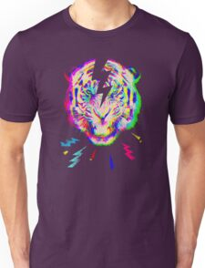 Psychedelic point of view Unisex T-Shirt