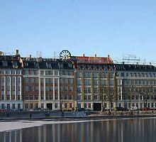 Copenhagen chrystallized by karimrouabah