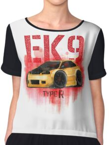 Honda Civic Type EK9 Type R Chiffon Top