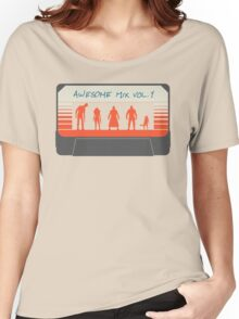 Awesome Mix Women's Relaxed Fit T-Shirt