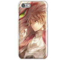 Takashi and Madara iPhone Case/Skin