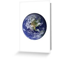 Planet Earth! Greeting Card