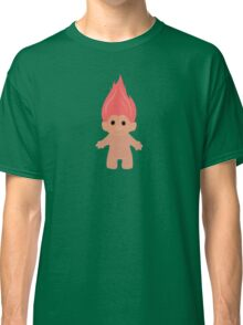 Pink Troll Classic T-Shirt