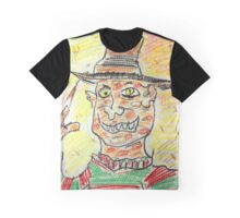 Hi, My Name is Freddy Graphic T-Shirt