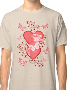 Butterfly Hearts .. Tee Shirt Classic T-Shirt