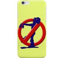 NoZombie iPhone Case/Skin