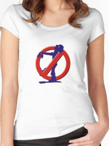 NoZombie Women's Fitted Scoop T-Shirt