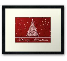 Christmas card 5 Framed Print