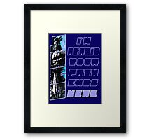 SHADOW JAGO'S AWAKENING Framed Print