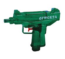 Odd Future Gun by emmagroves