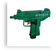 Odd Future Gun Canvas Print