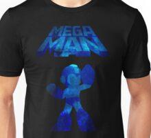 Megaman Minimalist Nebula Design Unisex T-Shirt