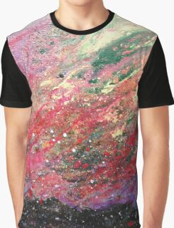 Flavorful Skies Graphic T-Shirt