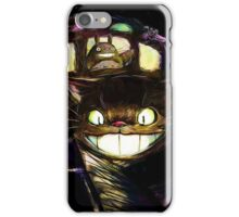 Totoro Riding Cat Bus iPhone Case/Skin