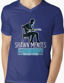 Shawn - World Tour Mens V-Neck T-Shirt