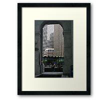 Market St San Francisco Framed Print