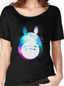 Galaxy Totoro! Women's Relaxed Fit T-Shirt