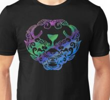80s Retro Foo Dog small  Unisex T-Shirt