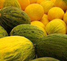 Melons by Gilda Axelrod