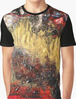 Wonder Wall of Gold Graphic T-Shirt