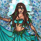 Sura belly dancer by lacychenault
