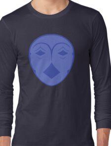 Hierophant Arcana (single mask) Long Sleeve T-Shirt