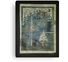 Can't See The Forest for the Trees Canvas Print
