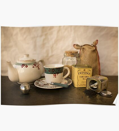 Cup Of Tea Poster