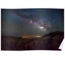Fairyland Canyon Poster