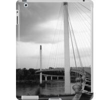 Bob Kerry Pedestrian Bridge iPad Case/Skin