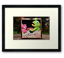 Plush Toys Framed Print