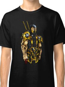 Scorpion Mortal Kombat Classic T-Shirt