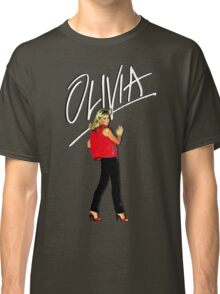 OLIVIA NEWTON-JOHN - 70's Totally Hot Classic T-Shirt