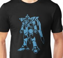Mecha - Weltall Blueprint design Unisex T-Shirt