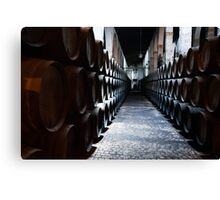 Winery in Jerez Canvas Print