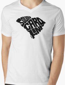 South Carolina Mens V-Neck T-Shirt