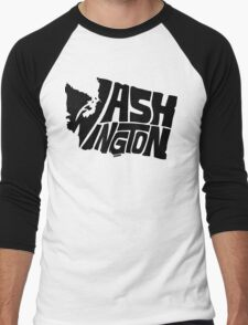 Washington Men's Baseball ¾ T-Shirt