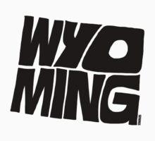 Wyoming Kids Tee