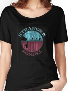 stranger things - tv series Women's Relaxed Fit T-Shirt
